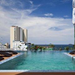 Golden Holiday Hotel бассейн