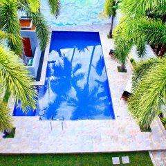 Отель Villa 171 bentota Шри-Ланка, Берувела - отзывы, цены и фото номеров - забронировать отель Villa 171 bentota онлайн бассейн фото 2