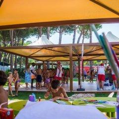 Отель Holiday Village Фонди детские мероприятия
