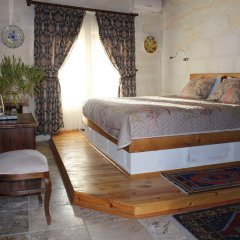 Hanzade Suites Турция, Гёреме - отзывы, цены и фото номеров - забронировать отель Hanzade Suites онлайн комната для гостей фото 3