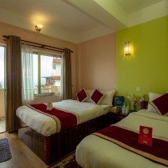 Отель OYO 207 Hotel Cirrus Непал, Нагаркот - отзывы, цены и фото номеров - забронировать отель OYO 207 Hotel Cirrus онлайн комната для гостей фото 2