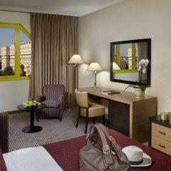 Отель Dan Panorama Jerusalem Иерусалим удобства в номере