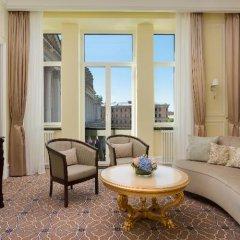 Lotte Hotel St. Petersburg 5* Номер Heavenly с двуспальной кроватью фото 8