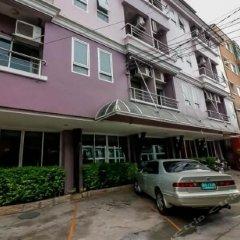 Отель Grand Pinnacle Бангкок парковка