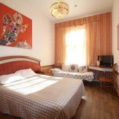 Отель АртХаус Иркутск комната для гостей фото 5