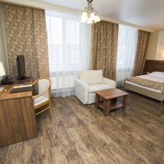 Гостиница ГЕЛИОПАРК Лесной комната для гостей