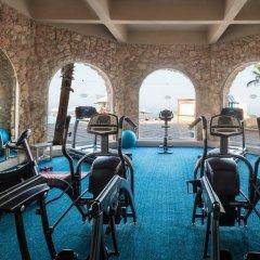 Отель Albatros Citadel Resort фитнесс-зал фото 3