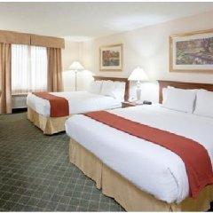 Отель Holiday Inn Express Ex I-71 / OH State Fair / Expo Center США, Колумбус - отзывы, цены и фото номеров - забронировать отель Holiday Inn Express Ex I-71 / OH State Fair / Expo Center онлайн с домашними животными