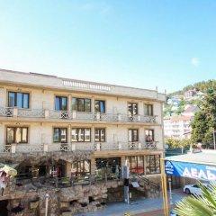Гостиница Дельфин балкон