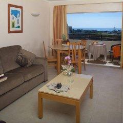 Отель Interpass Vau Hotel Apartamentos Португалия, Портимао - отзывы, цены и фото номеров - забронировать отель Interpass Vau Hotel Apartamentos онлайн комната для гостей фото 5