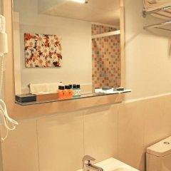 Armoni City Hotel Турция, Стамбул - отзывы, цены и фото номеров - забронировать отель Armoni City Hotel онлайн ванная фото 2