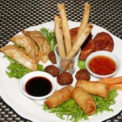 Отель Baan Sukreep Resort питание фото 2