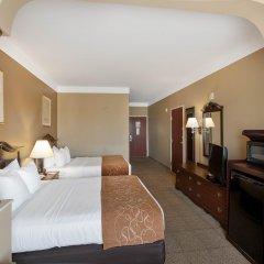 Отель Comfort Suites Plainview комната для гостей фото 4