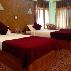 Отель Himalayan Deurali Resort Непал, Лехнат - отзывы, цены и фото номеров - забронировать отель Himalayan Deurali Resort онлайн комната для гостей фото 3
