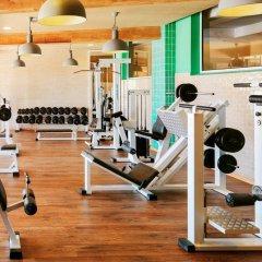 Отель H10 Sentido Playa Esmeralda - Adults Only фитнесс-зал фото 3