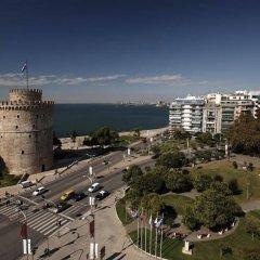 City Hotel Thessaloniki балкон
