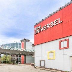 Отель Universel Канада, Квебек - отзывы, цены и фото номеров - забронировать отель Universel онлайн парковка