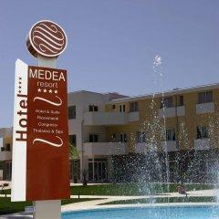 Отель Medea Resort Беллона бассейн фото 3
