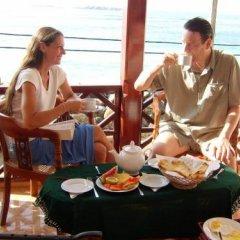 Отель Blanca Cottage Унаватуна питание фото 2