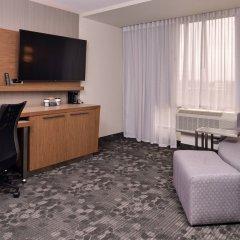 Отель Courtyard Edina Bloomington США, Блумингтон - отзывы, цены и фото номеров - забронировать отель Courtyard Edina Bloomington онлайн комната для гостей