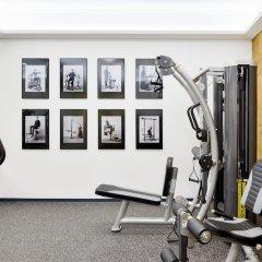 Отель Savoy фитнесс-зал фото 2