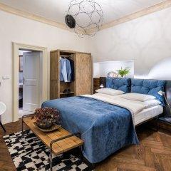 Отель MOOo by the Castle Чехия, Прага - отзывы, цены и фото номеров - забронировать отель MOOo by the Castle онлайн комната для гостей фото 5