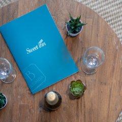 Апартаменты Sweet inn Apartment - Luxembourg Брюссель сауна