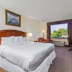Отель Days Inn Columbus Airport США, Колумбус - отзывы, цены и фото номеров - забронировать отель Days Inn Columbus Airport онлайн комната для гостей фото 3