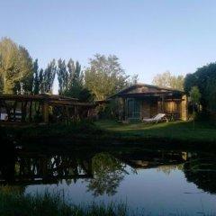 Отель Cabañas Y Suites Villa Bonita Вейнтисинко де Майо приотельная территория фото 2