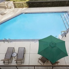 Отель Hampton Inn Memphis/Collierville бассейн