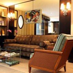 Отель Longchamp Elysées интерьер отеля фото 3