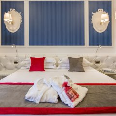 Отель Grande Albergo Roma Пьяченца комната для гостей фото 2