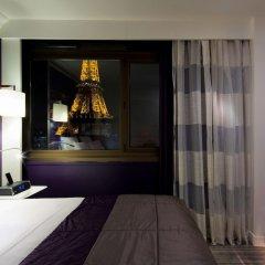 Отель Mercure Paris Centre Tour Eiffel Франция, Париж - 2 отзыва об отеле, цены и фото номеров - забронировать отель Mercure Paris Centre Tour Eiffel онлайн удобства в номере фото 2