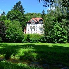 Отель Sant Georg Garni Чехия, Марианске-Лазне - отзывы, цены и фото номеров - забронировать отель Sant Georg Garni онлайн фото 5
