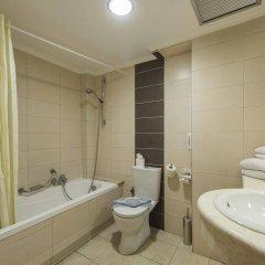 Manousos City Hotel ванная фото 2