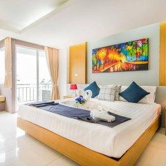 Отель Hallo Patong Dormtel And Restaurant Патонг комната для гостей фото 4