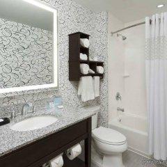 Отель Hampton Inn - Washington DC/White House США, Вашингтон - отзывы, цены и фото номеров - забронировать отель Hampton Inn - Washington DC/White House онлайн ванная фото 2