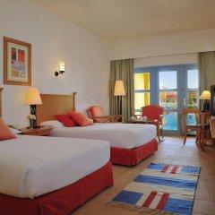 Отель Strand Beach and Golf Taba Heights комната для гостей фото 4