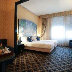 Отель IH Hotels Milano Ambasciatori 4* Улучшенный номер с различными типами кроватей фото 10