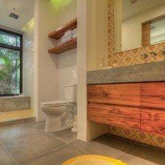 Отель Harbor Reef Beach & Surf Resort ванная