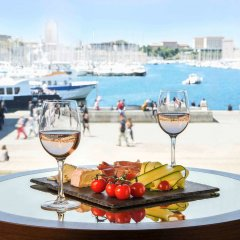 Grand Hotel Beauvau Marseille Vieux Port MGallery by Sofitel гостиничный бар