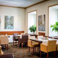 Отель am Mirabellplatz Австрия, Зальцбург - 5 отзывов об отеле, цены и фото номеров - забронировать отель am Mirabellplatz онлайн питание фото 3