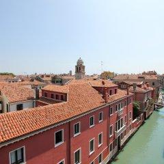 Отель City Apartments - Residence Terrace Gran Canal Италия, Венеция - отзывы, цены и фото номеров - забронировать отель City Apartments - Residence Terrace Gran Canal онлайн балкон