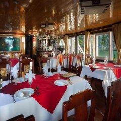Отель Halong Dragon Cruise питание