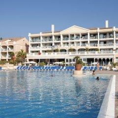 Отель Pierre & Vacances Residence Cannes Villa Francia Франция, Канны - отзывы, цены и фото номеров - забронировать отель Pierre & Vacances Residence Cannes Villa Francia онлайн приотельная территория