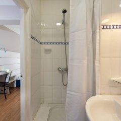 Отель Estudios Aranzazu Испания, Сантандер - отзывы, цены и фото номеров - забронировать отель Estudios Aranzazu онлайн ванная