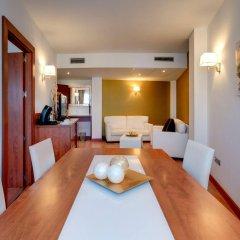 Отель Monte Triana Испания, Севилья - отзывы, цены и фото номеров - забронировать отель Monte Triana онлайн комната для гостей фото 5