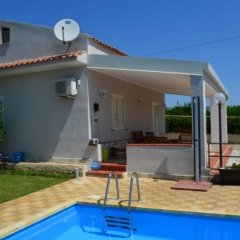 Отель Villa With 2 Bedrooms in Floridia, With Private Pool, Enclosed Garden and Wifi - 12 km From the Beach Флорида фото 2
