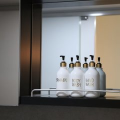 Отель MJ Guest House Сеул ванная