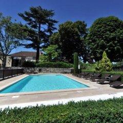 Отель Au Logis des Remparts Франция, Сент-Эмильон - отзывы, цены и фото номеров - забронировать отель Au Logis des Remparts онлайн бассейн фото 2